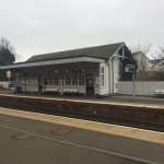 Inverkeithing Train Station Scotrail
