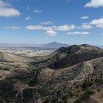 View from Montezuma Pass looking Southeast