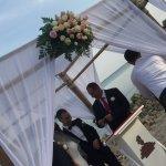 Wedding pavillion