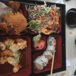 Bento box from Yoshis