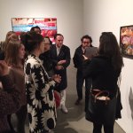 A Chelsea gallery tour in February, 2017