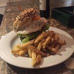 Rancheros burger
