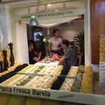 Pasta Fresca Barkia Foto
