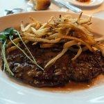 Au Poivre Steak Frites