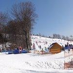 The ski resort of Nowa Osada