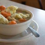 Houghton's FAMOUS Chicken Dumpling Soup!