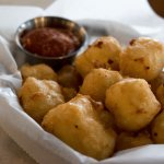 Savory Cheese-Curds!