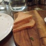 The specialist bread to go with the Italian sharing board.