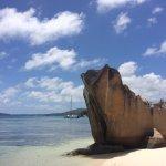 Foto de Curieuse Island
