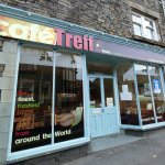 Cafe Treff new look