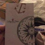 key card envelope