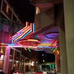 "Public Art ""Neon for the Greektown Station"" by Stephen Antonakos"