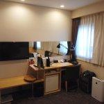 Φωτογραφία: Hotel Sunroute Kumamoto