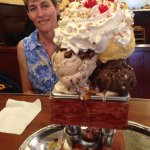 kitchen sink sundae,WOW, to die for.