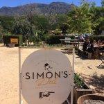 Simon's terrace