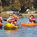 Visit the nearby Carlsbad Lagoon for water sports, activities, and hiking.