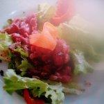 Salade gesiers