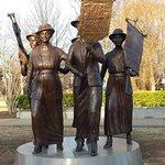 Women Suffrage Monument
