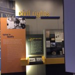 Display, Civil rights