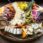 Ludivine is known for their incredible Charcuterie Boards, Bone Marrow, & Daily Changing Menu.
