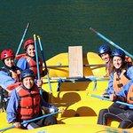 12 de febrero de 2017. Excelente experiencia en rafting!
