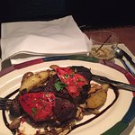 Best steak I ever had. They provide free shuttle service from the airport hotels. Paul the drive