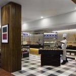 Tasek Brasserie buffet station