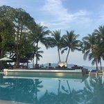 Beach view pool!