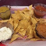 Four choices with the chips