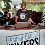 David, the owner of the dive club. Great guy!