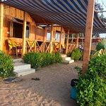 תמונה של Omkar Restaurant and Beach Bungalows