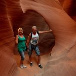 Photo de Antelope Lower Canyon