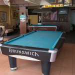 Jack Doyle's pool tables