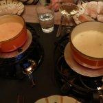 Unsere Auswahl an verschiedenen Käse Fondue