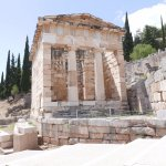 Odtworzony skarbiec Atenczyków