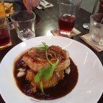 Bangers (Pork) & Mash (with onion gravy)