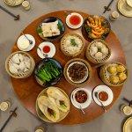 Yum Cha round table