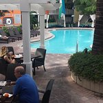 Start your day with breakfast by the pool!