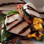 Caprese salad....delicious