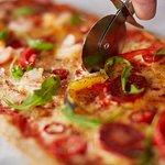 Surf & Turf Executive Pizza
