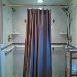 Wonderful double shower!