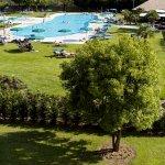 panoramica nuova piscina esterna