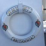 HMY Britannia Foto