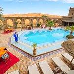 Lovley swimmingpool in Merzouga