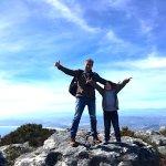 Me & Alex,Table Mountain