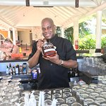 Arden is a world-class mixologist and all-around helpful guy at the Tamarind!