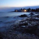 Photo de Bluefin Bay on Lake Superior