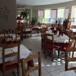 Salle de restaurant vue panoramique