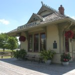 Katy Depot in Frontier Park