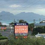 Foto de Kaikoura Gateway Motor Lodge